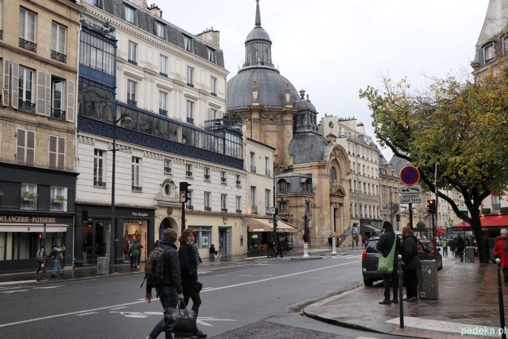 Paryż Le Marais