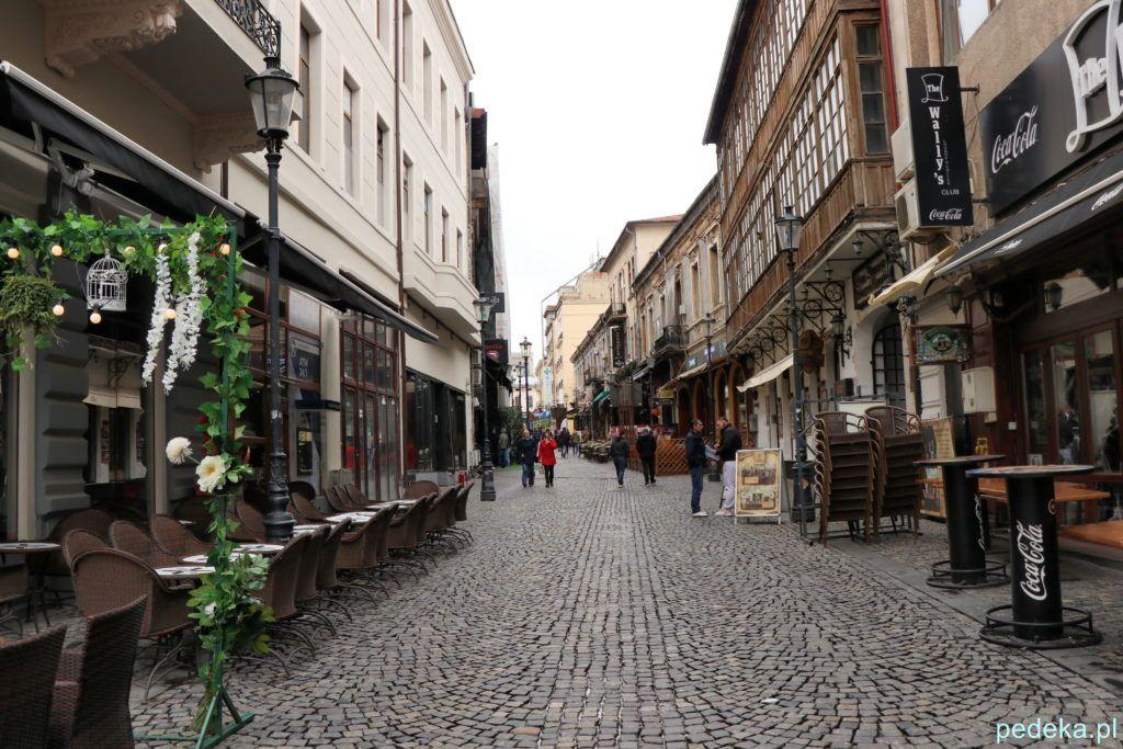 Bukareszt Stare Miasto