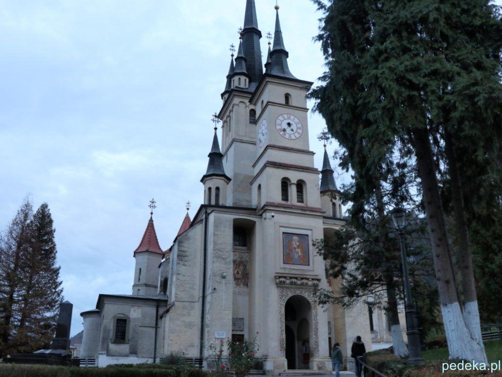 Braszów. Cerkiew św. Mikołaja