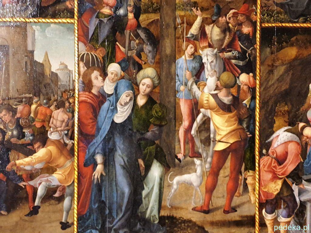 Renesansowy ołtarz