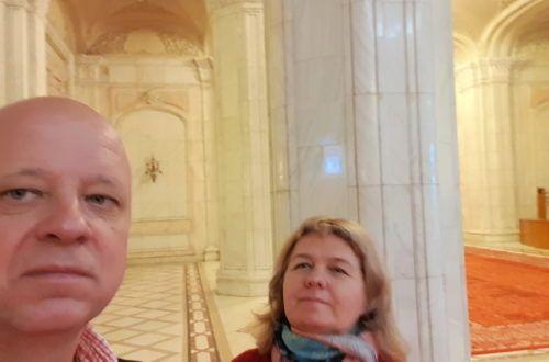 Bukareszt zwiedzanie parlamentu