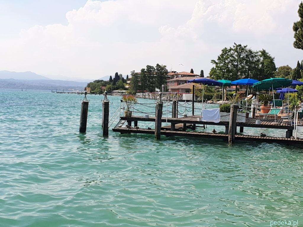 Jezioro Garda w Sirmione