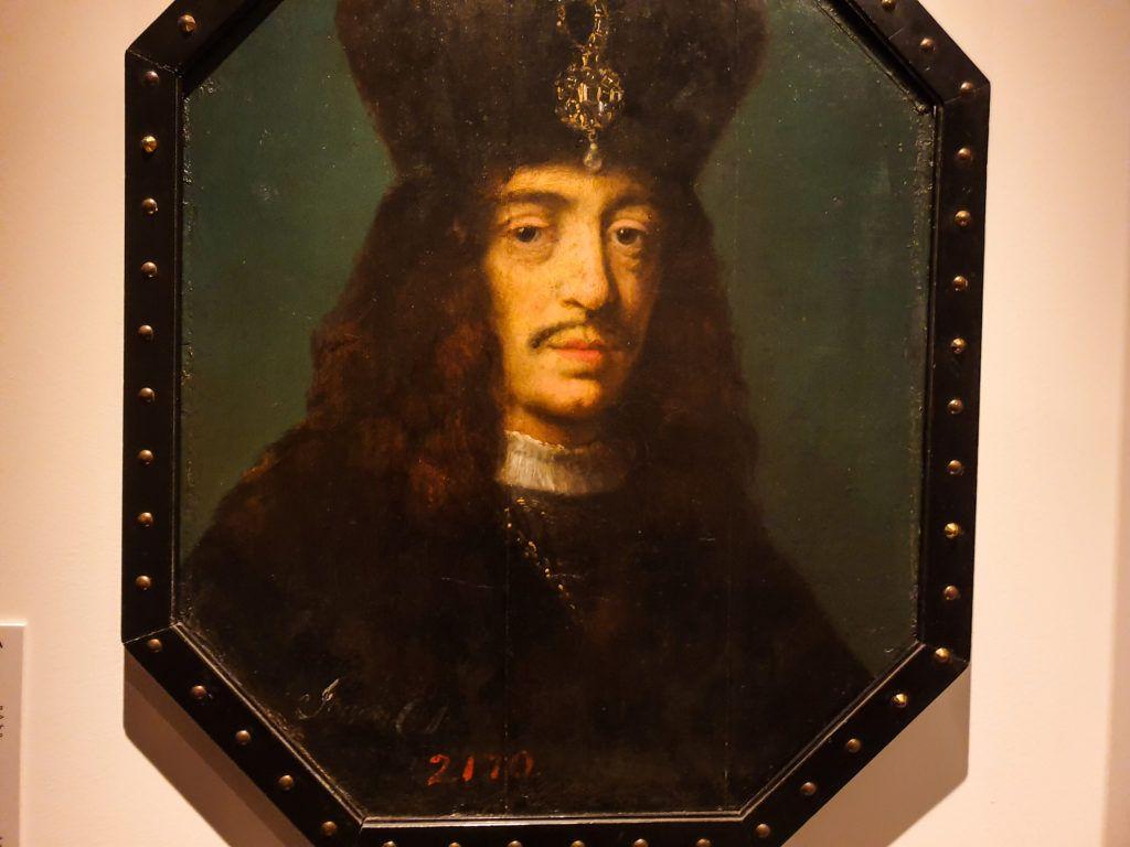 Portret Jana Kazimierza