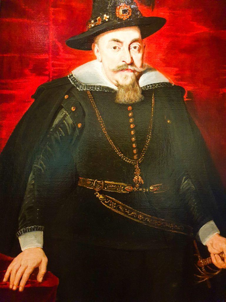 Świat Wazów. Portret Zygmunta III namalowany przez Rubensa