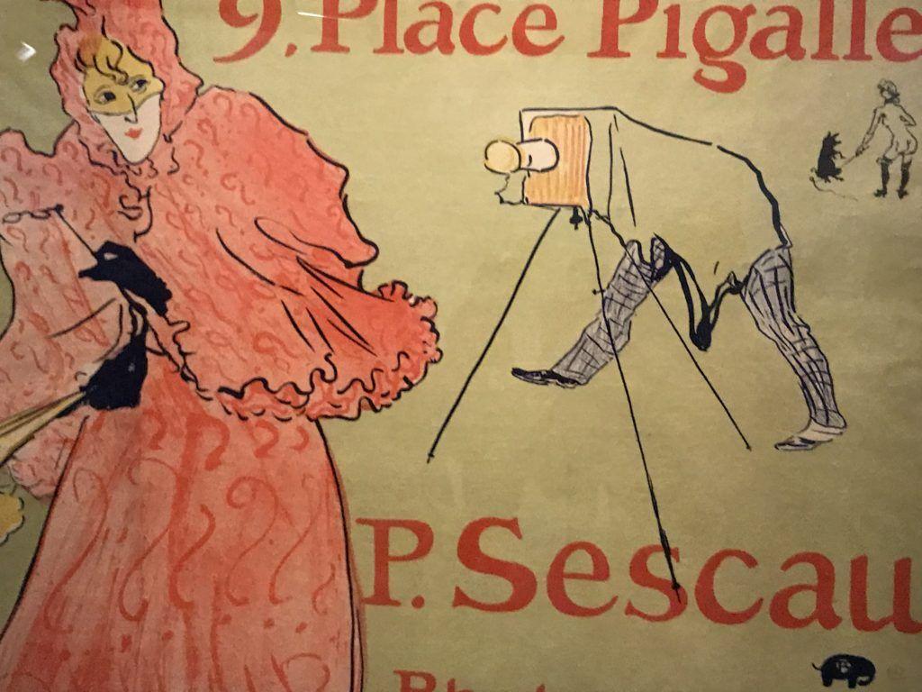 Henri Toulouse Lautrec. Plakat