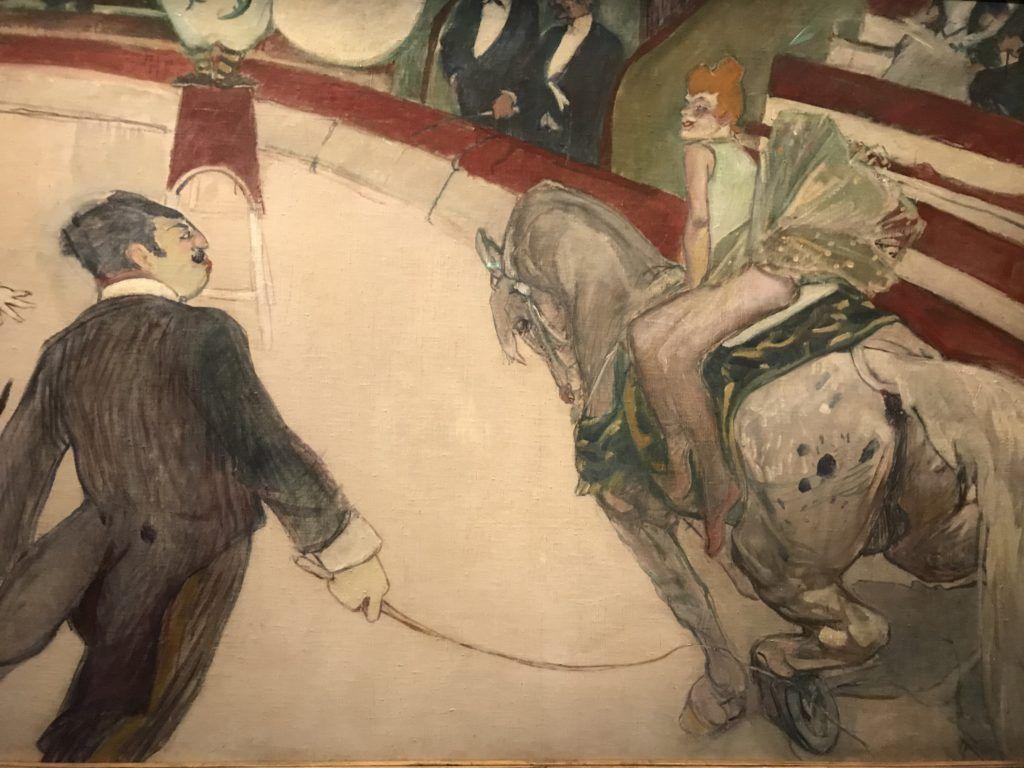 Henri Toulouse Lautrec, Cyrk Fernando