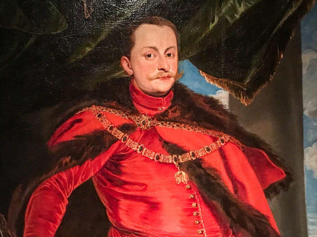 Świat Wazów. Portret Władysława Zygmunta w stroju koronacyjnym