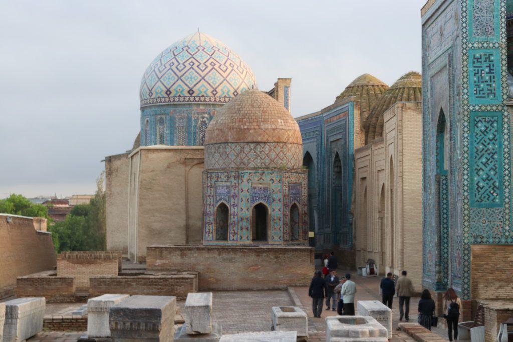 Rok 2019 Samarkanda