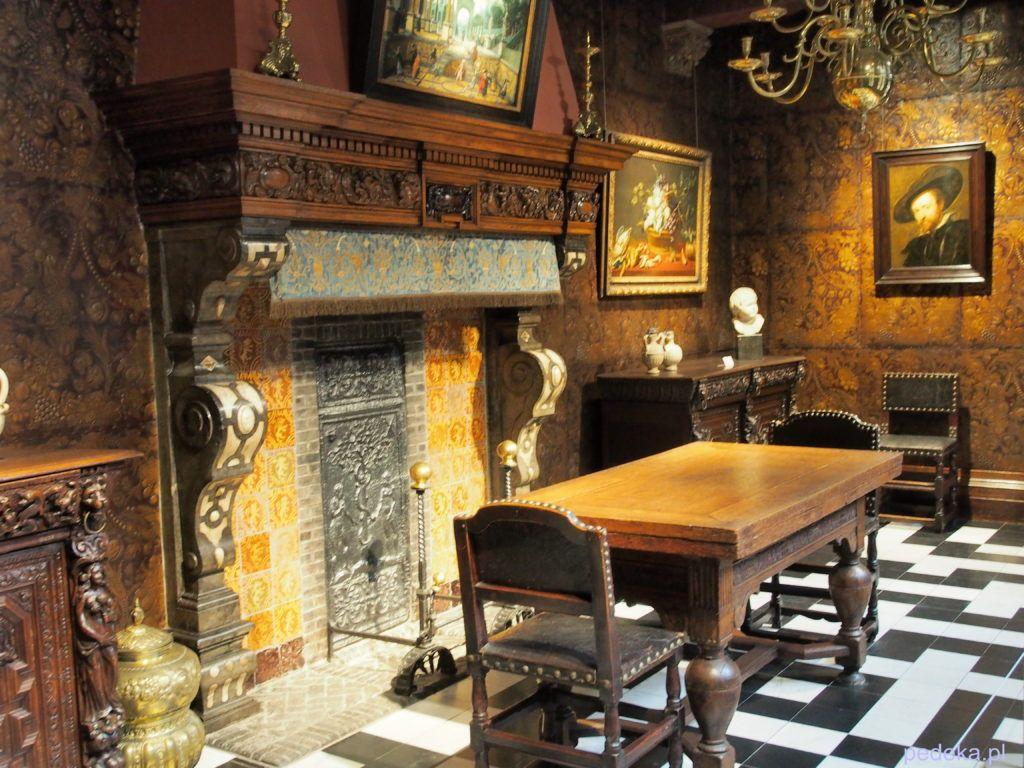 Jeden dzień w Antwerpii. W domu Rubensa
