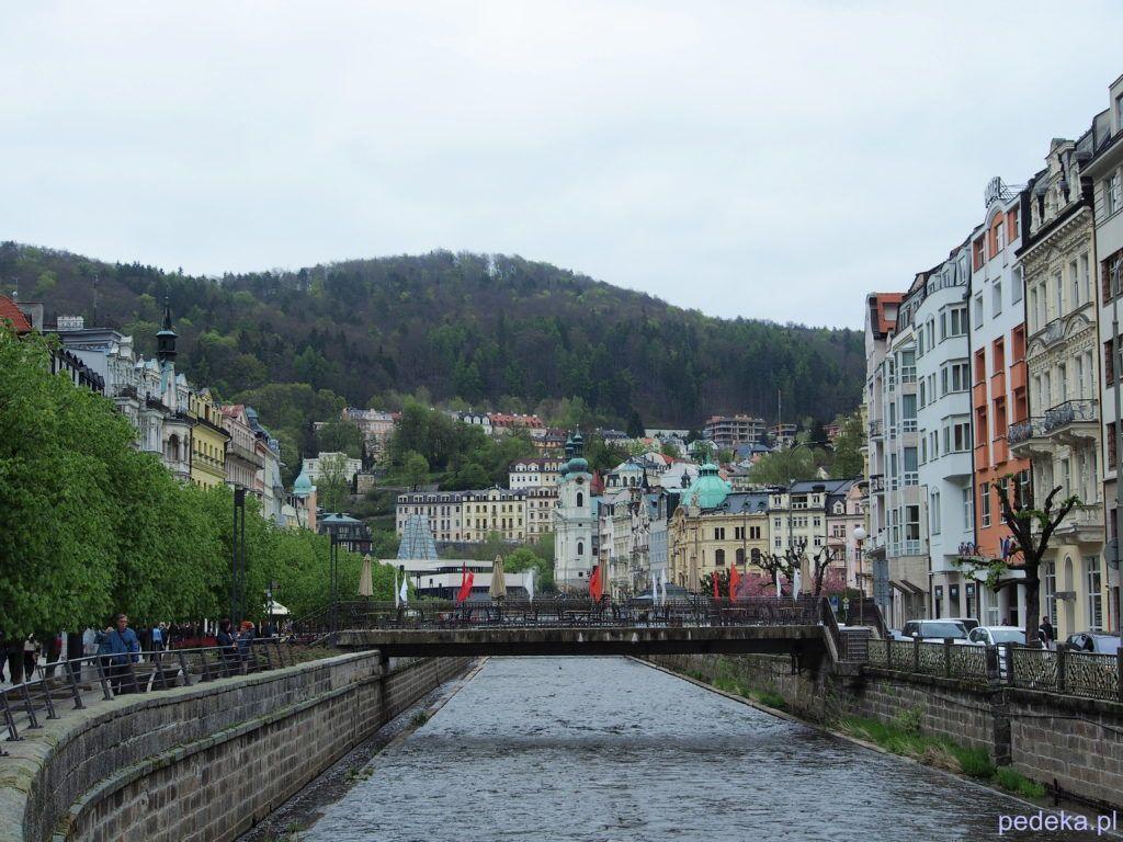Jeden z mostów