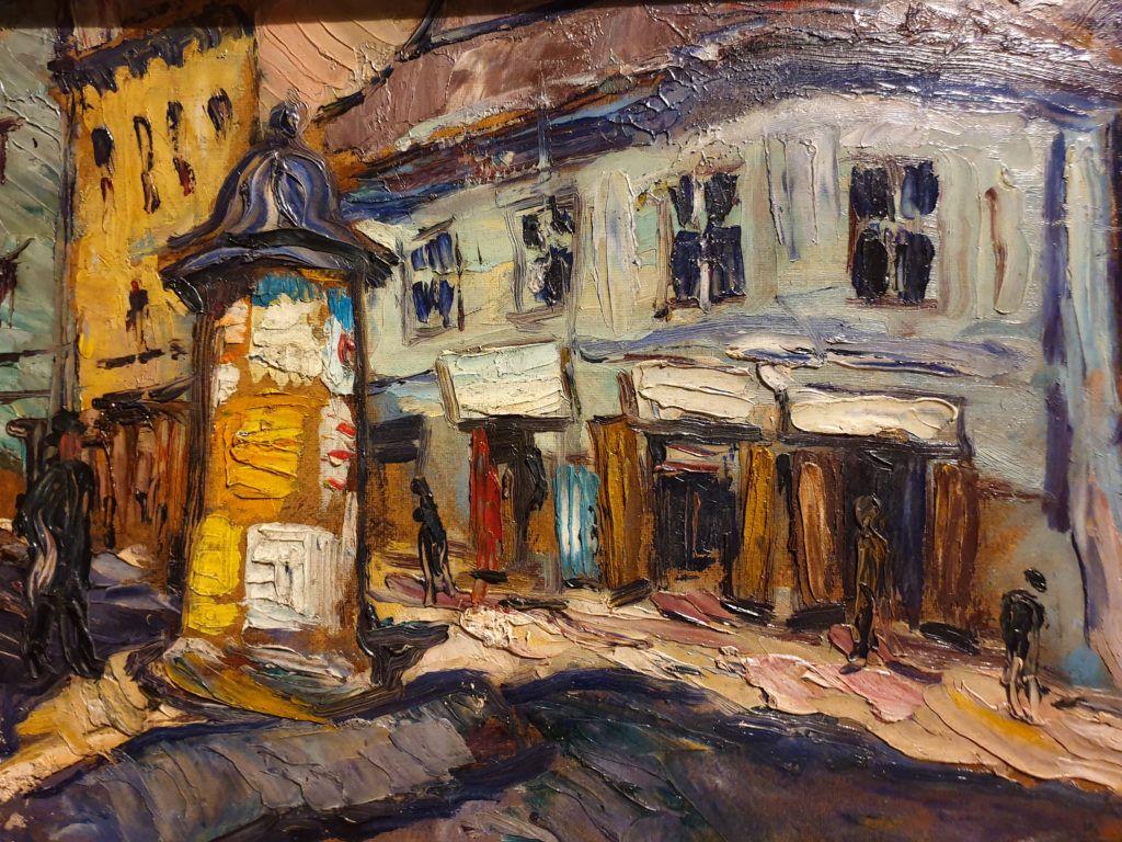 Adam Marczyński. Ulica