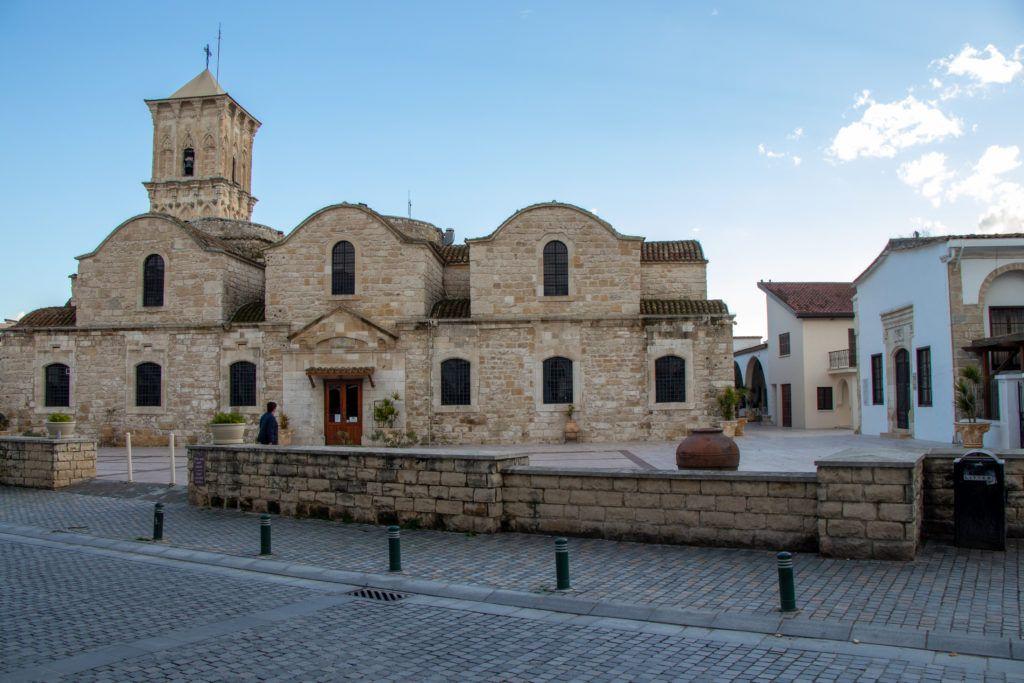 Larnaka. Monastyr św. Łazarza