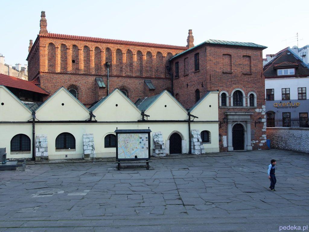 Weekend w Krakowie Stara Synagoga