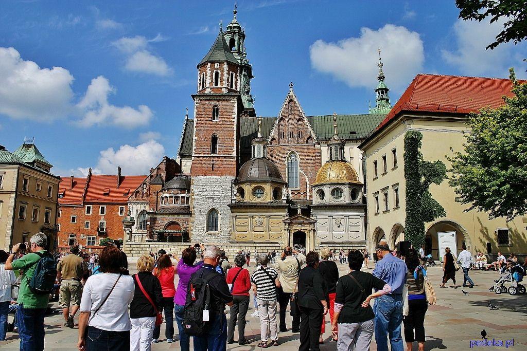 Weekend w Krakowie, katedra na Wawelu