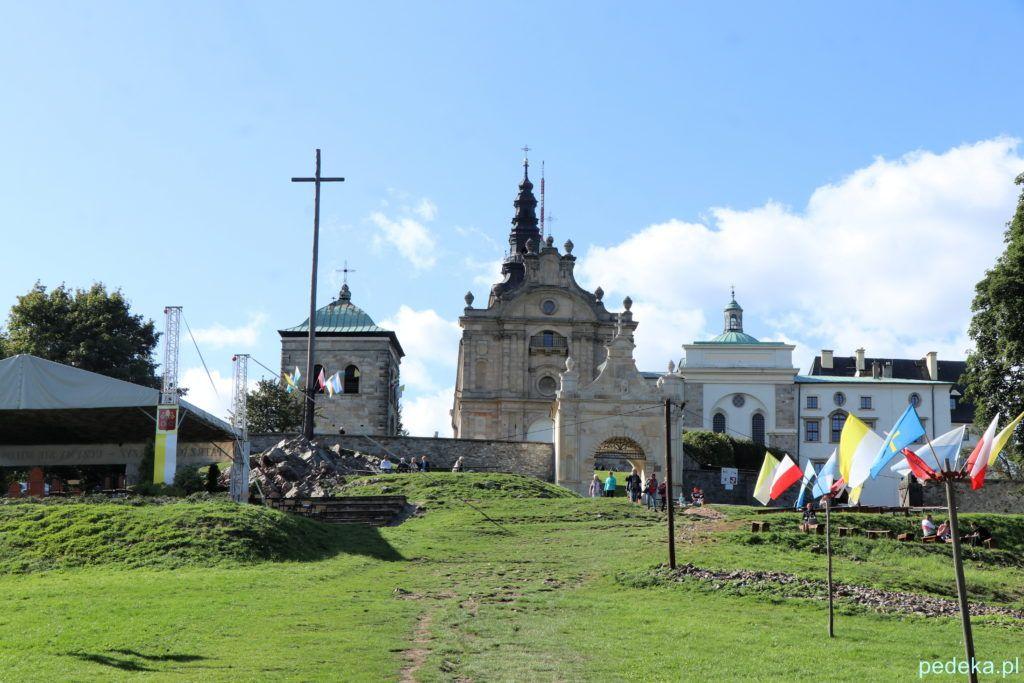 Weekend w Górach Świętokrzyskich. Święty Krzyż
