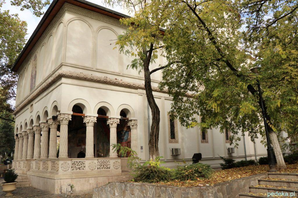 weekend w Bukareszcie. Cerkiew św. Jerzego