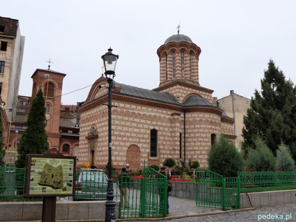 Weekend w Bukareszcie. Cerkiew pod wezwaniem św. Antoniego