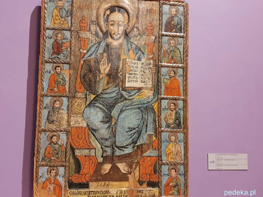 Jedna z ikon w Galerii Narodowej
