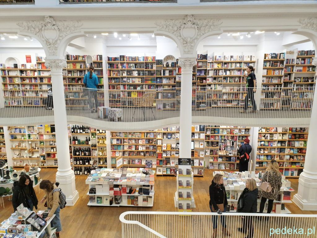 Słynna księgarnia