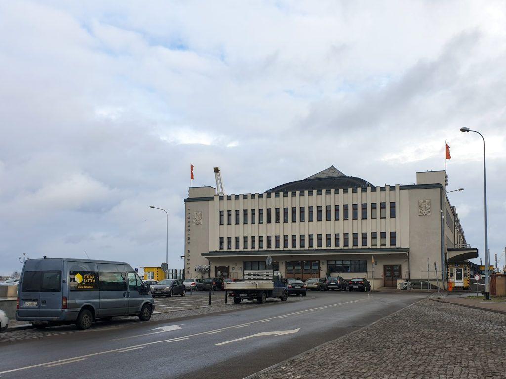 Budynek Muzeum Emigracji