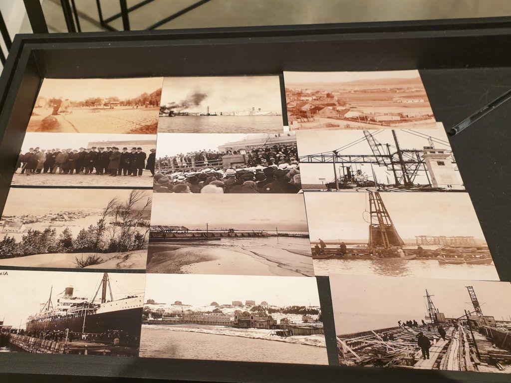 Muzeum Miasta Gdyni. Wystawa starych fotografii