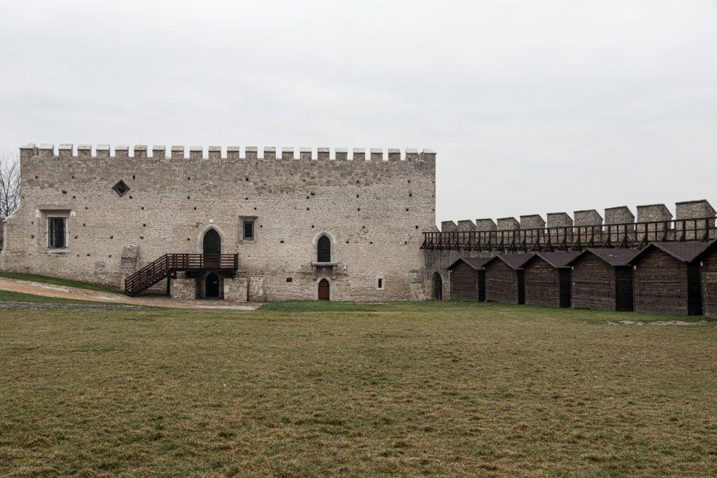 Odnowiony zamek