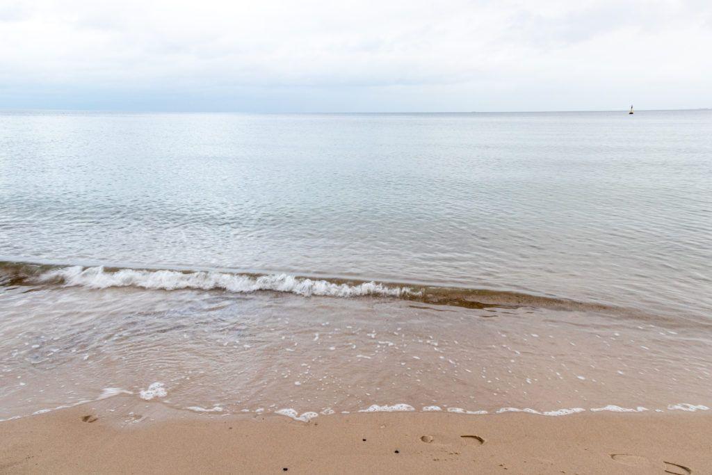 Widok morza zawsze jest miły
