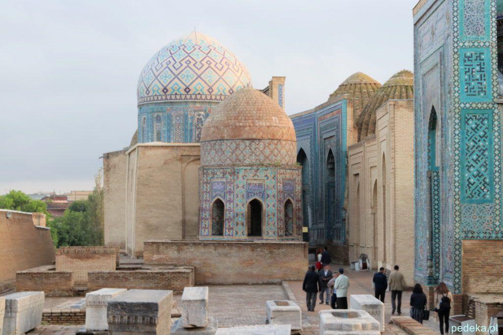 """Jak dziś """"podróżujemy"""". Samarkanda"""