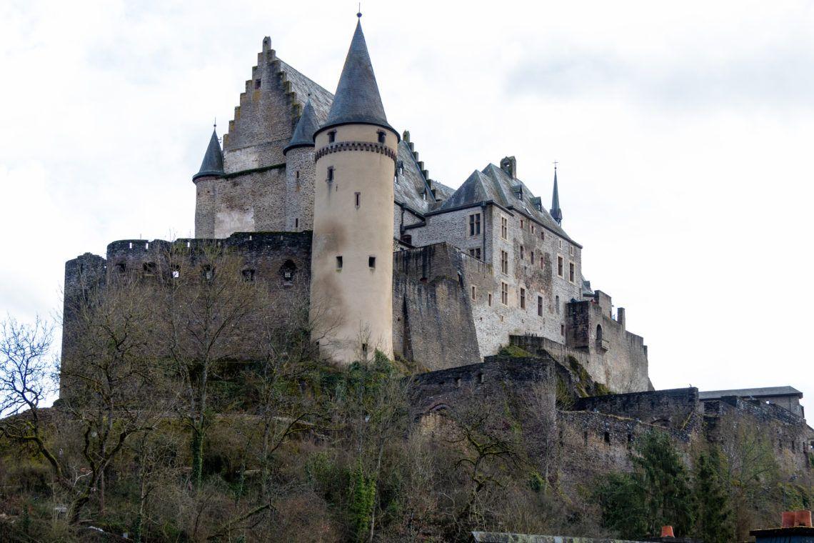 Zamek w Vianden