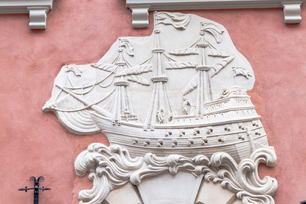 Rzeźba okrętu