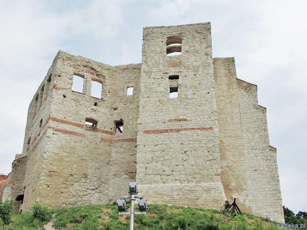 Jeden dzień w Kazimierzu Dolnym. Zamek