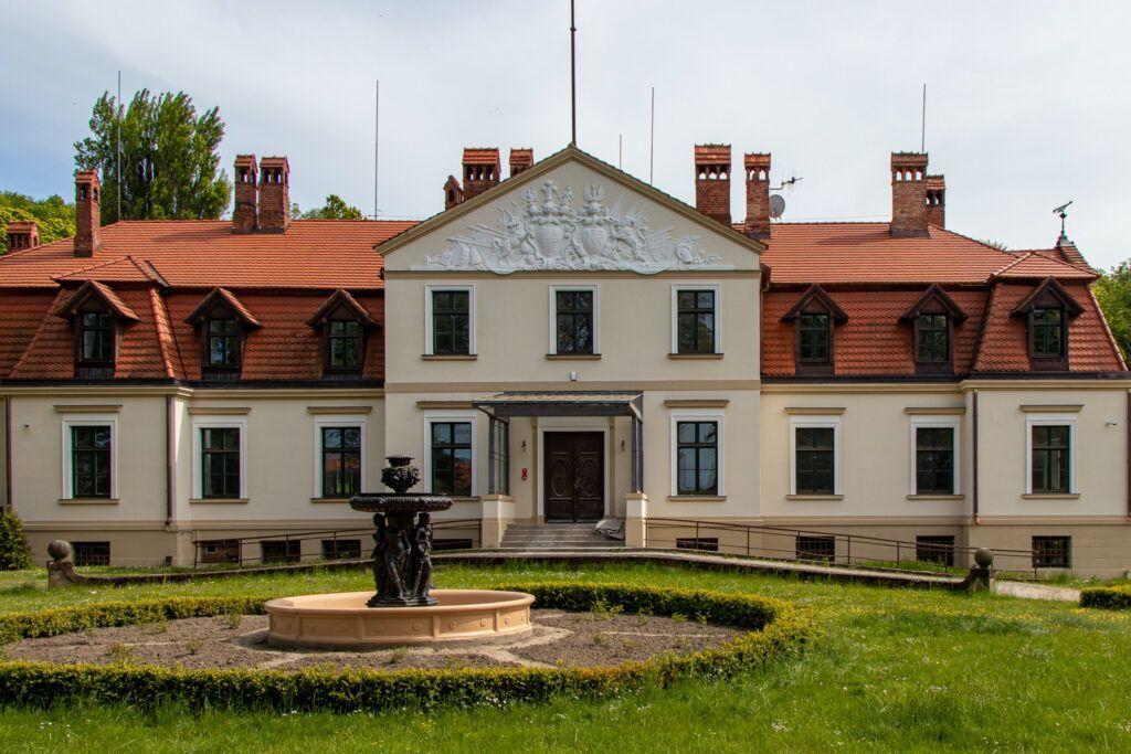 Pałac w Kadynach