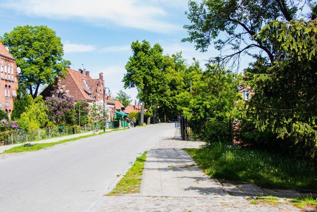 Ulica w Kadynach