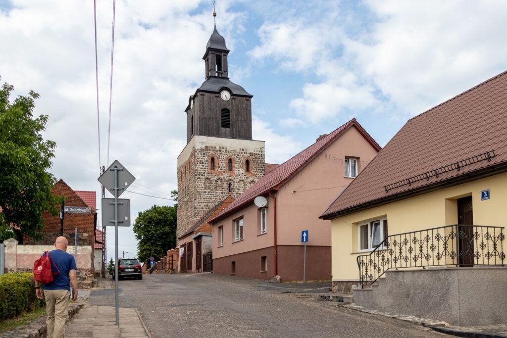 Moryń kośció