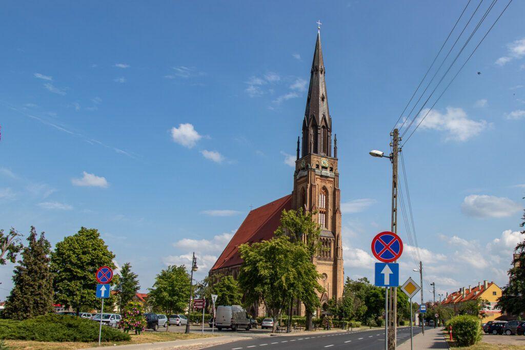 Chojna Kościół