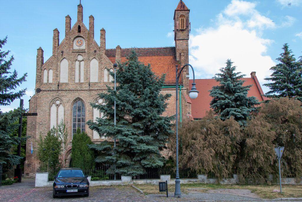 Chojna Kościół św. Trójcy