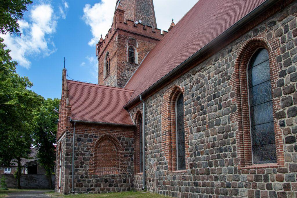 Trzcińsko-Zdrój Kościół