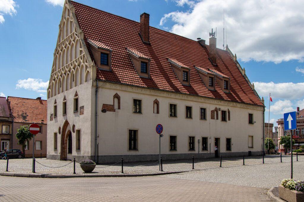 Trzcińsko-Zdrój Ratusz