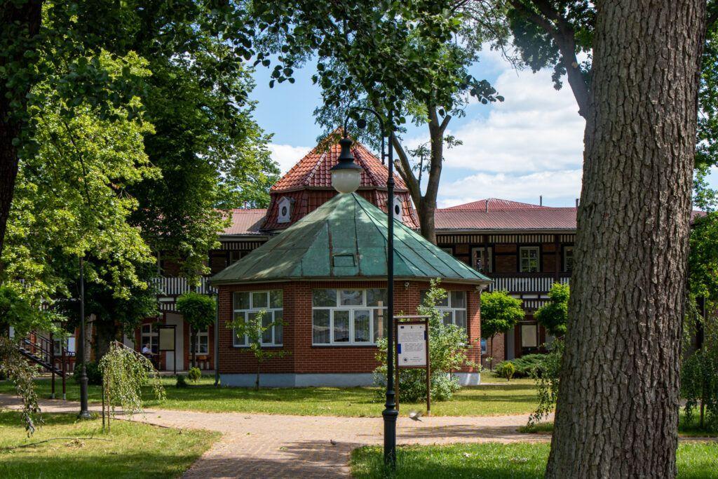 Dawny dom zdrojowy