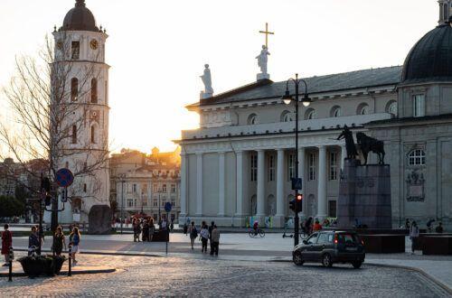 Wileńskie kościoły. Katedra