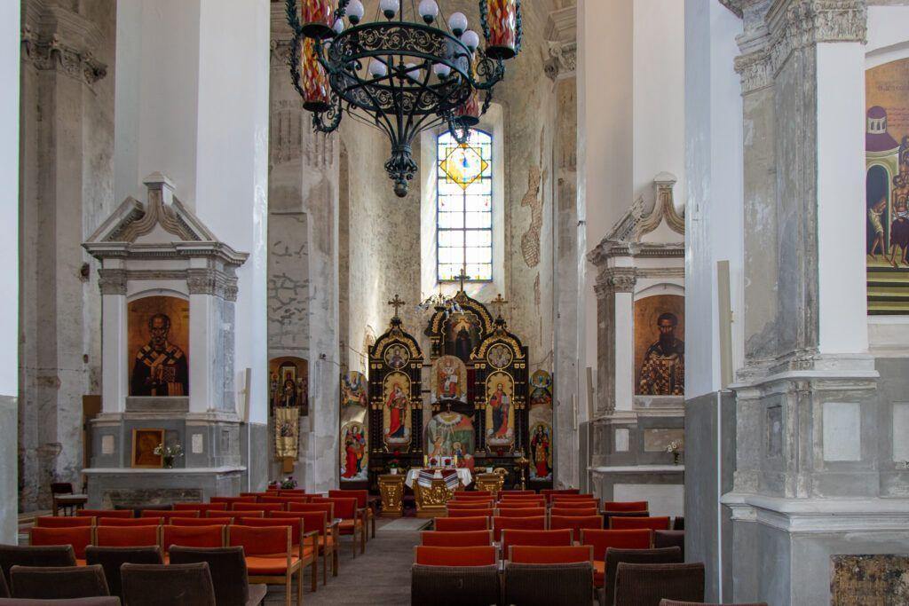 Wilno, cerkiew