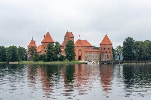 Troki zamek