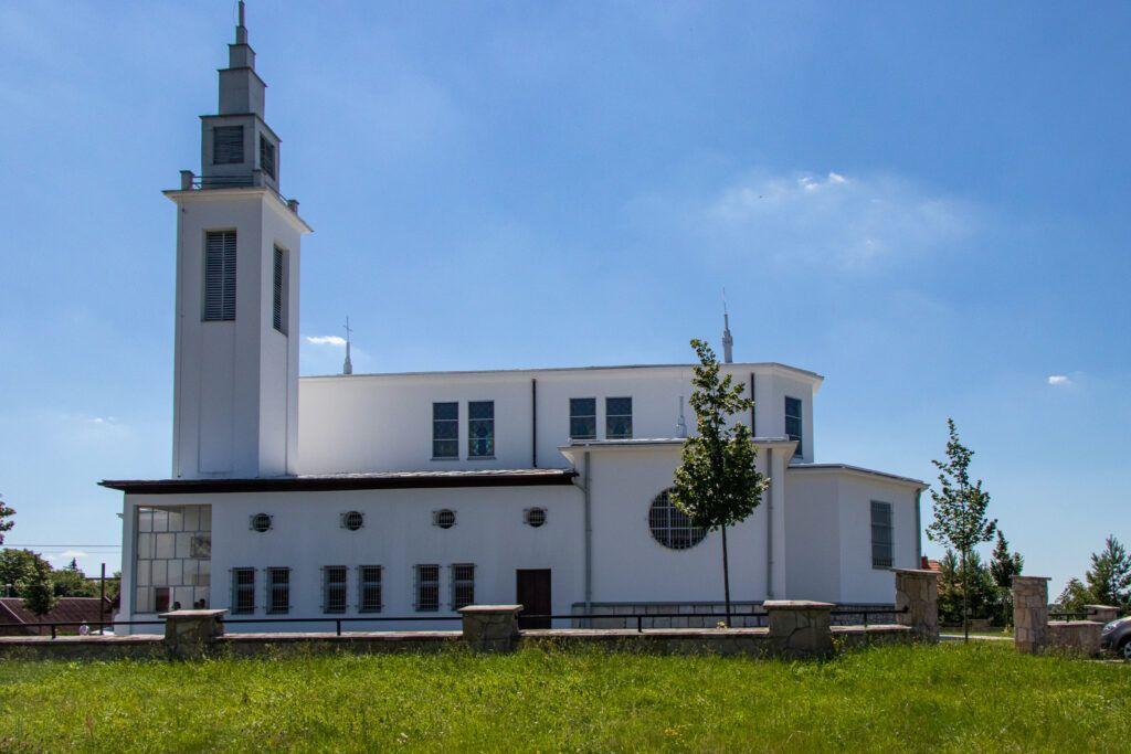 Solec-Zdrój. Kościół św. Mikołaja