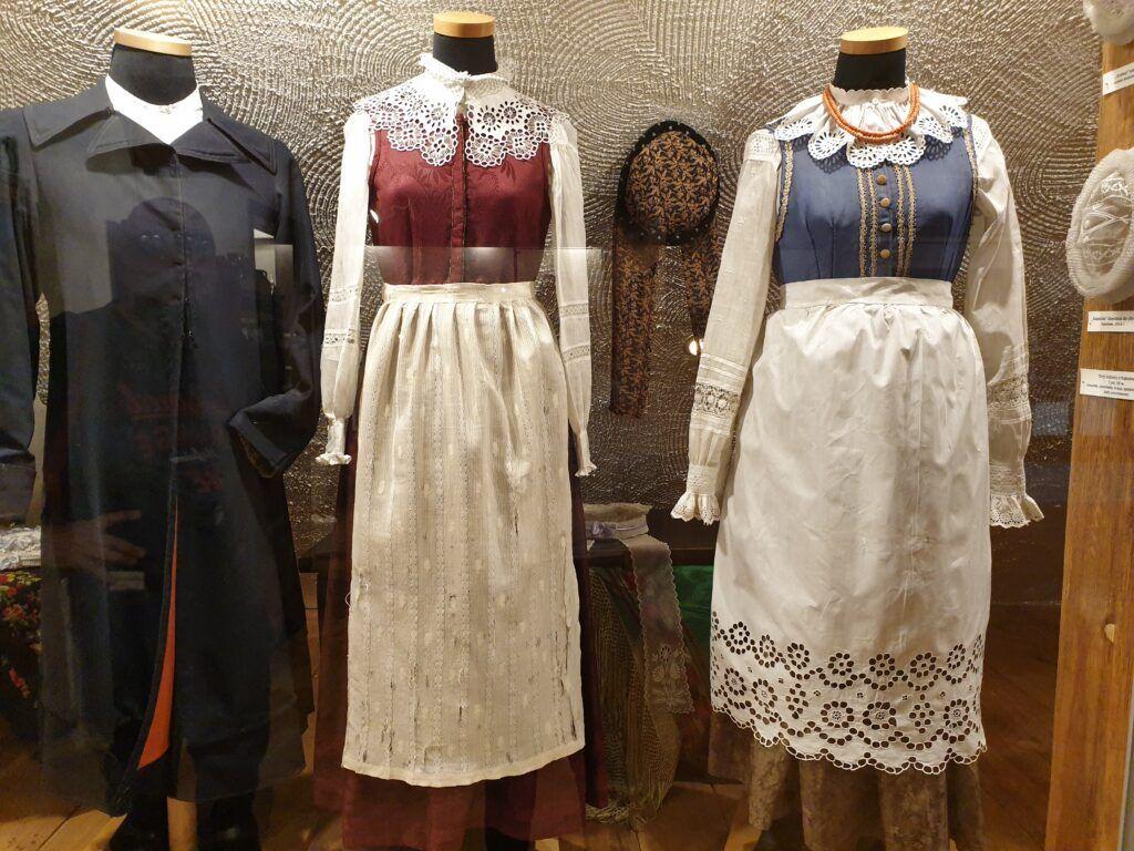 Muzeum w Lesznie, stroje ludowe