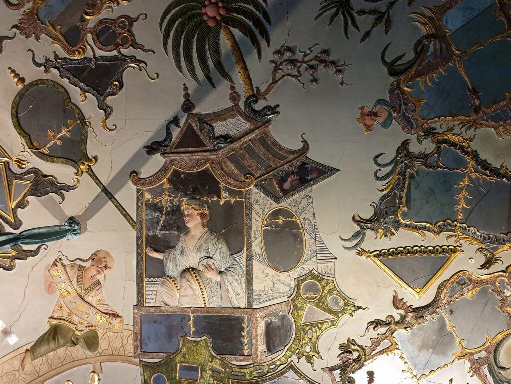 W Nowym Pałacu w Bayreuth