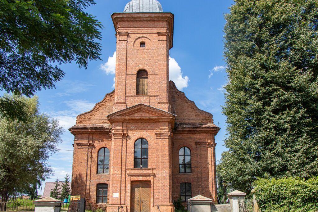 Dawny kościół ewangelicki w Rydzynie