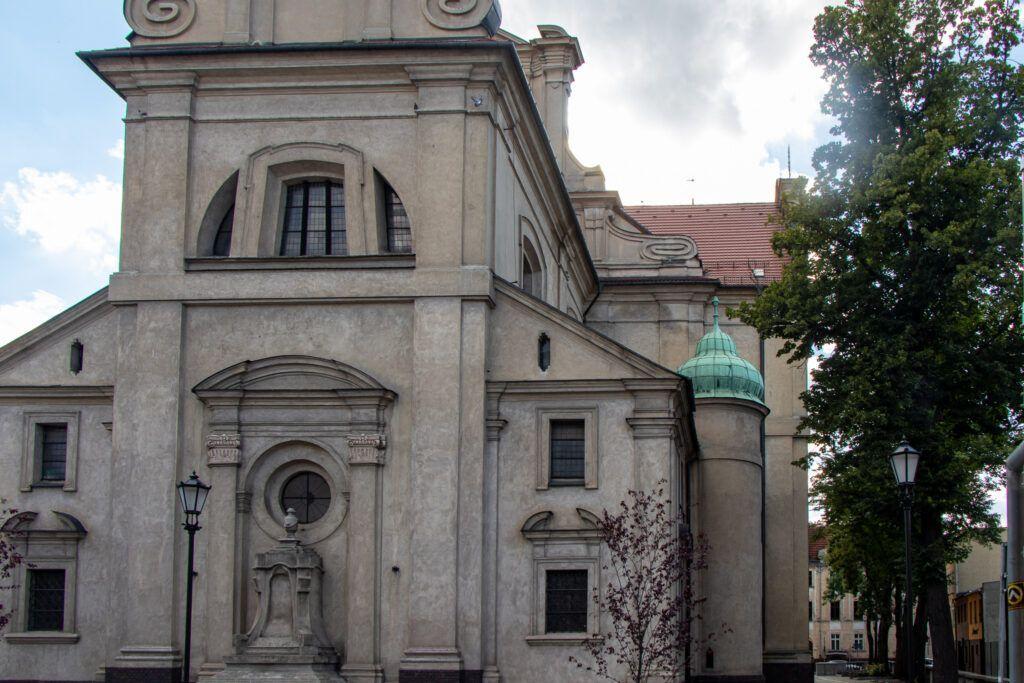 Kościół św. Mikołaja w Lesznie