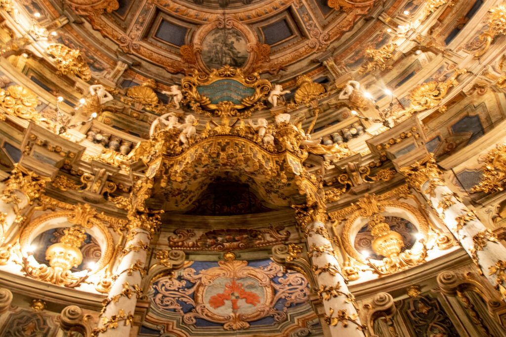 Bayreuth. Opera Margrabiów