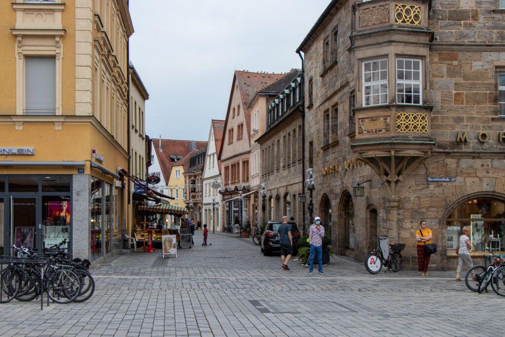 Kolejna ciekawa ulica wychodząca z Rynku