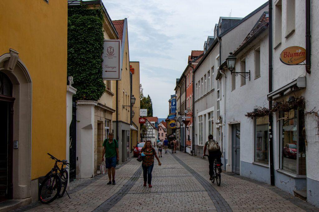 Jedna z ulic